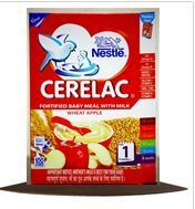 Nestle Cerelac Wheat Apple Stage One
