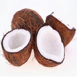 Kasturi Coconut A Grade Semi Husked Fresh Coconut, Karnataka