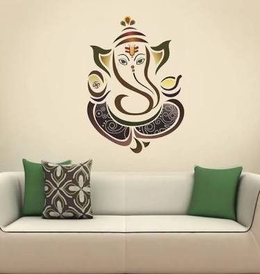 custom pvc sticker sheet and pvc vinyl wall decals (stickers), size
