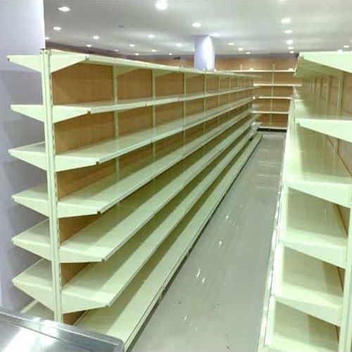 unitech double sided shelves at rs 16500 piece shop shelves id rh indiamart com double sided shelving double sided shelving
