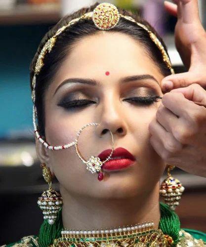 South Indian Hindu Wedding Makeup In Anna Nagar Chennai