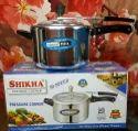 Shikha Inner Lid 7 Liter Hi Speed Pressure Cooker, For Home