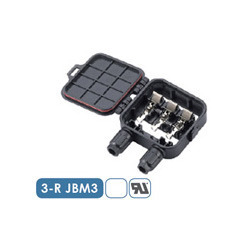 3-Rail Solar Junction Box