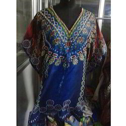 Mature Color Beach Kaftan