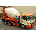 Transit Concrete Mixer Rental Services