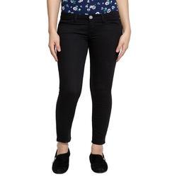 kacey black denim jeans for women