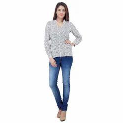 Women Full Sleeve Shirt
