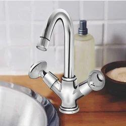 Society 350 Series Center Hole Basin Mixer for Bathroom Fittings