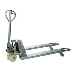 Hydraulic SS Pallet Truck