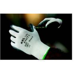 Safety Knitted Glove