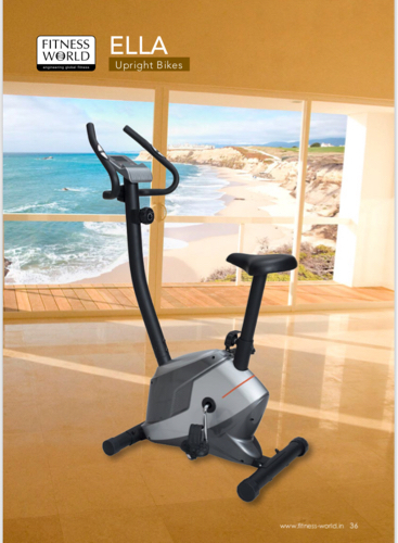 Fitness World Ella upright Bike