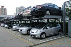 Multi Level Car Parking