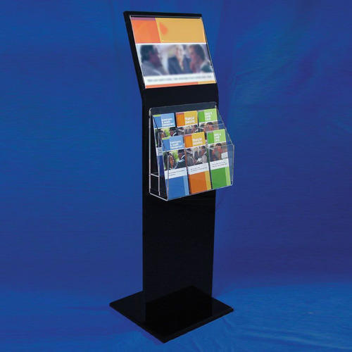 Acrylic Brochure Display Acrylic Displays And Risers Dhayari Mesmerizing Acrylic Brochure Display Stands