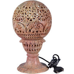 Stone Handicrafts Lamp