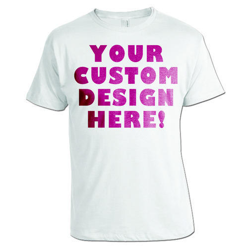 096f1e331 Custom Design Mens T-Shirt, Couple T-Shirt, Custom Printed T-Shirt ...