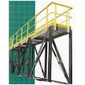 Grp Oil Platform Grating, For Industrial