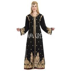 Haute Coutre Khaleeji Kaftan Dress