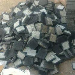 Black Colour Foot Path Tiles