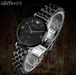 Emporio Armani Black Watch
