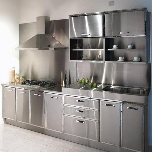 Stainless Steel Kitchen Cabinet Ss Manufacturers Suppliers