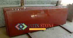 Lakha Red Granite Slabs