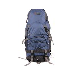 Navy Blue Backpack Rucksack Bag