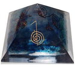 Big Orgone Pyramid