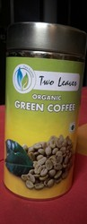 two leaves Organic Green Coffee, Pack Size: 250grams