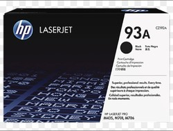 93A HP Laserjet Toner Cartridge