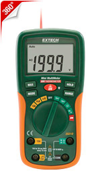 Digital Multimeter With IR Thermometer