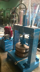 Buffer Plate Making Machine