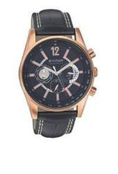 Octane Chronograph Black Dial Mens Watch - 9322WL02