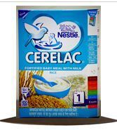 Nestle Cerelac Rice Stage One