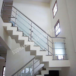 Residences Glass Railing