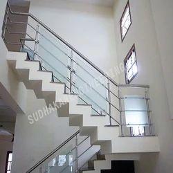 Residences Glass Railing