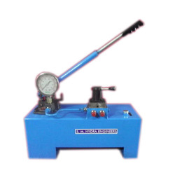 Hydraulic Hand Pump at Best Price in India