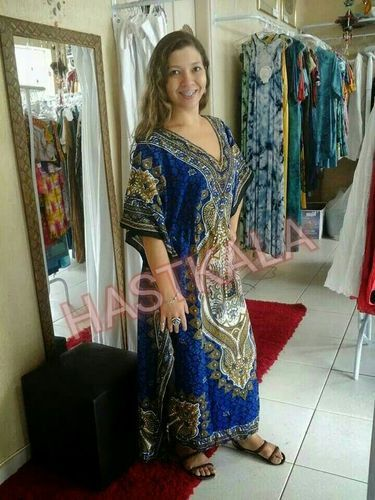 Ladies Fancy Kaftan