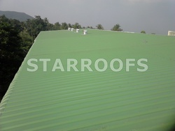 Factory Roofing Shed Works