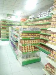 Patanjali Store Racks