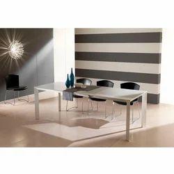 Tavolo Zed Bianco Chiuso Console Table
