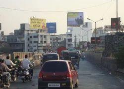 Advertisement Hording At Buildings