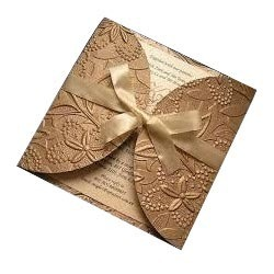Invitation Cards Designing Services in Chennai