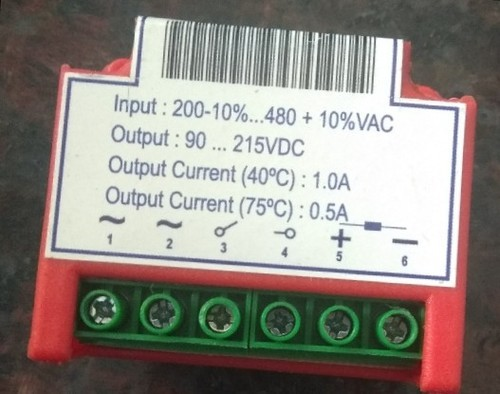 Brake Rectifier - 3 Amp Brake Rectifier Manufacturer from