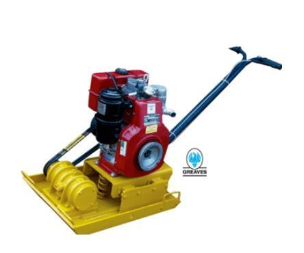 greaves earth rammer plate compactor er 3 at rs 39673 unit
