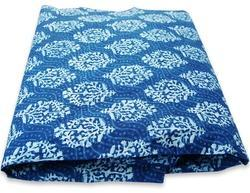 Block Printed Cotton Bed Cover