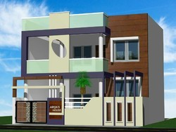 Front Elevation Design Of Royal Bungalow