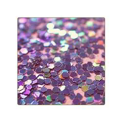 Hexagonal Glitter