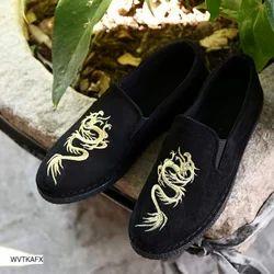 Dragon Black Shoes