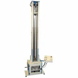 Falling Weight Type Impact Testing Machine