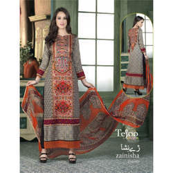Zainisha Of Tejoo Fashion Salwar Kameez